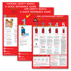 Safety Poster Set