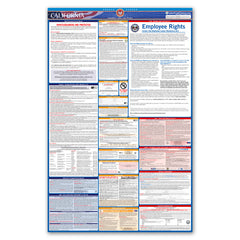 California Complete Labor Law Poster