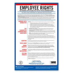 Notice to Workers with Disabilities/Special Minimum Wage Poster