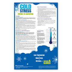 Cold Stress Poster