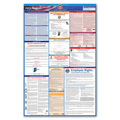 Indiana Complete Labor Law Poster