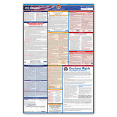 Michigan Complete Labor Law Poster