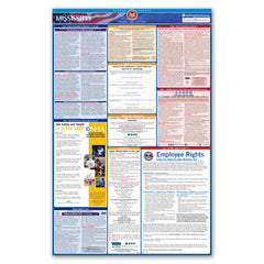 Mississippi Complete Labor Law Poster