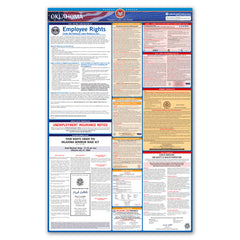 Oklahoma Complete Labor Law Poster