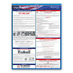 Tennessee State Labor Law Poster