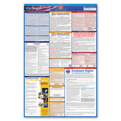 Texas Complete Labor Law Poster