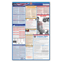 Virginia Complete Labor Law Poster
