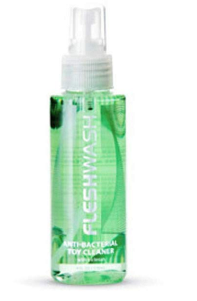 FLESHLIGHT FLESHWASH ANTI BACTERIAL TOY CLEANER 40OZ / 118ML