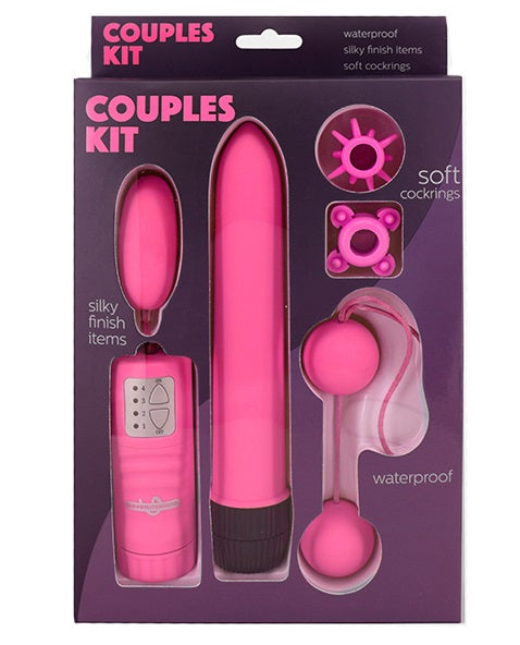 7 CREATIONS COUPLES KIT PINK