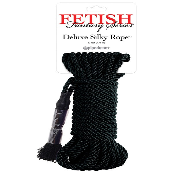FETISH FANTASY DELUXE SILKY ROPE