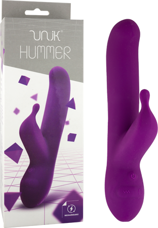 UNIK HUMMER RECHARGEABLE PURPLE