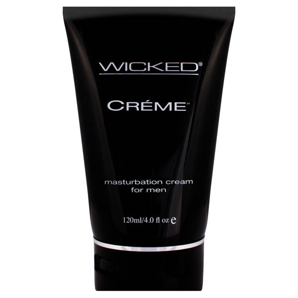 WICKED CREME CREAM TO LIQUID MASTURBATION CREAM FOR MEN