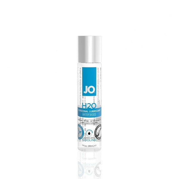 JO H2O WATER BASED COOLING LUBRICANT 30ML