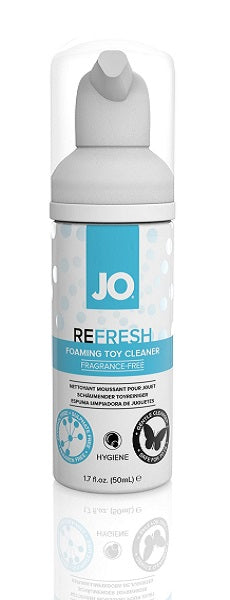 JO REFRESH UNSCENTED ANTI-BACTERIAL TOY CLEANER