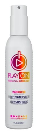 PLAY ON PERSONAL LUBRICANT WATER BASED 240ML