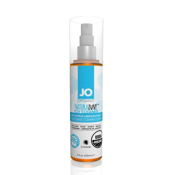 JO USDA ORGANIC TOY CLEANER 120ML