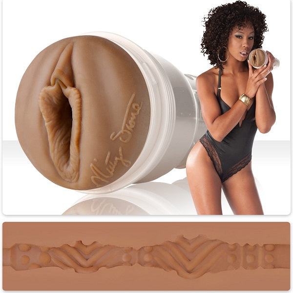FLESHLIGHT GIRLS MISTY STONE BUMP-N-GRIND