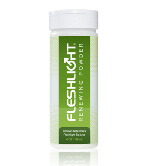 FLESHLIGHT RENEWING POWDER 4OZ / 118ML