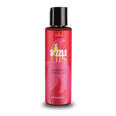 SIZZLE LIPS WARMING GEL