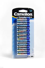 CAMELION SUPER HEAVY DUTY BATTERIES AA