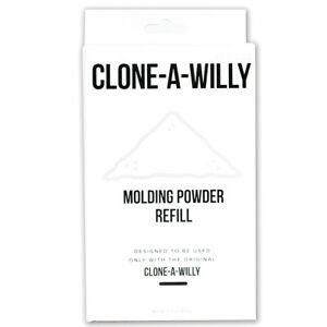 CLONE-A-WILLY MOULDING POWDER REFILL FLESH