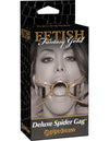 FETISH FANTASY GOLD DELUXE SPIDER GAG