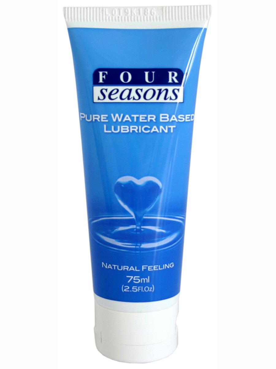 FOUR SEASONS PURE WATER BASED LUBRICANT 75ML