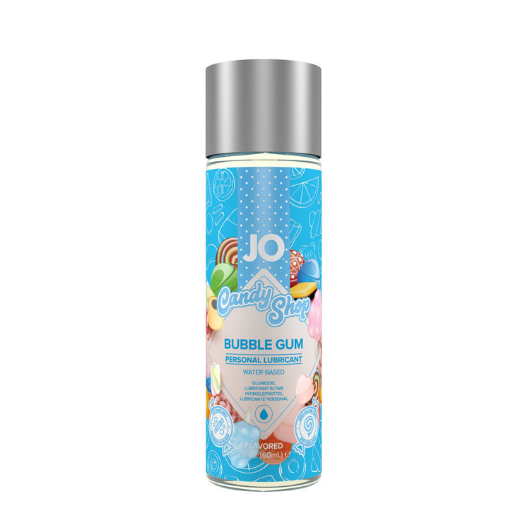 JO CANDY SHOP BUBBLEGUM LUBRICANT 60ML