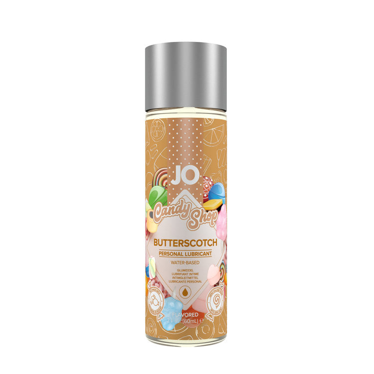 JO CANDY SHOP BUTTERSCOTCH LUBRICANT 60ML