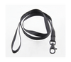 LOVE IN LEATHER NYLON LEAD BLACK
