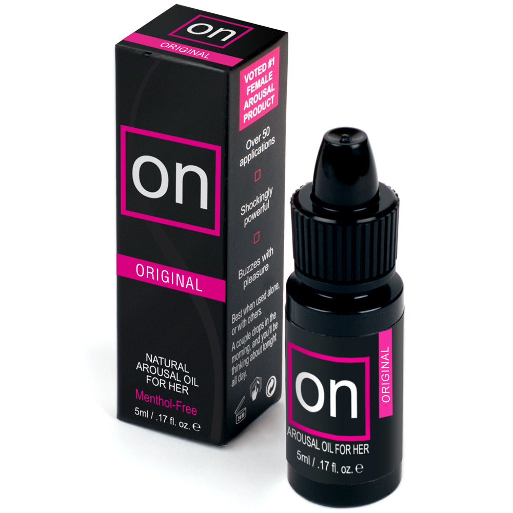 ON AROUSAL OIL FOR HER 5ML