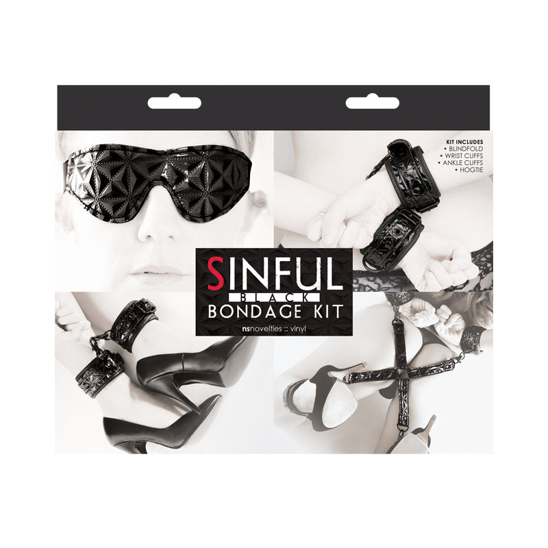 SINFUL BONDAGE KIT