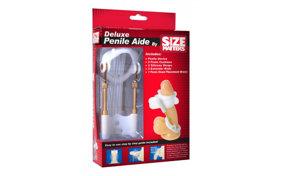 SIZE MATTERS DELUXE PENILE AIDE