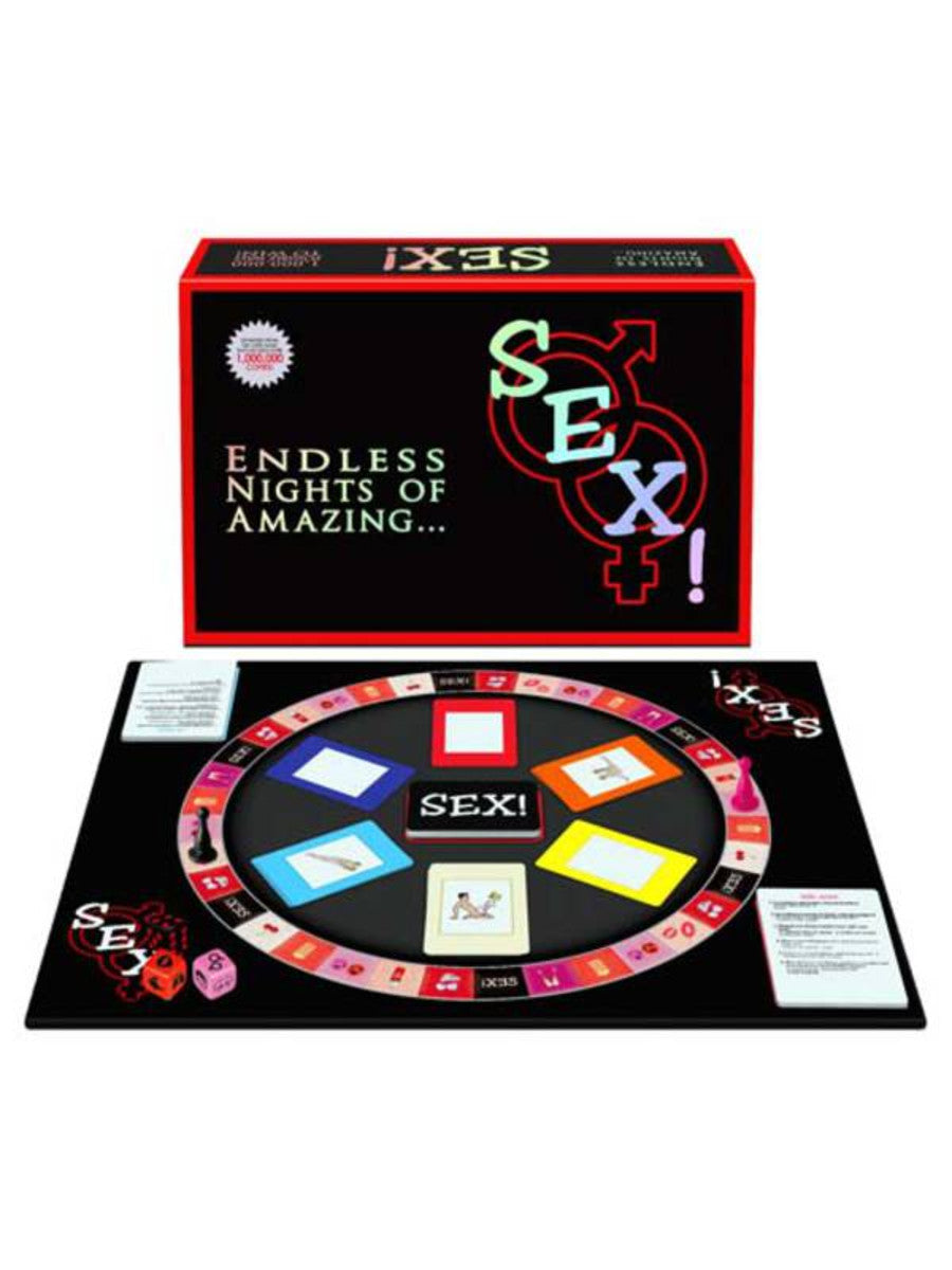 SEX ! BOARD GAME