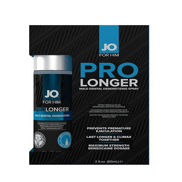 JO PROLONGER DESENSITIZING SPRAY 60ML