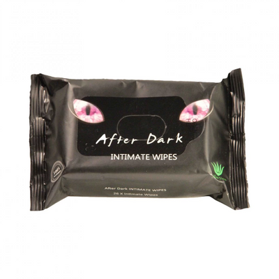 AFTER DARK INTIMATE WIPES