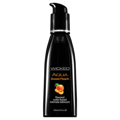 WICKED AQUA FLAVOURED LUBRICANTS