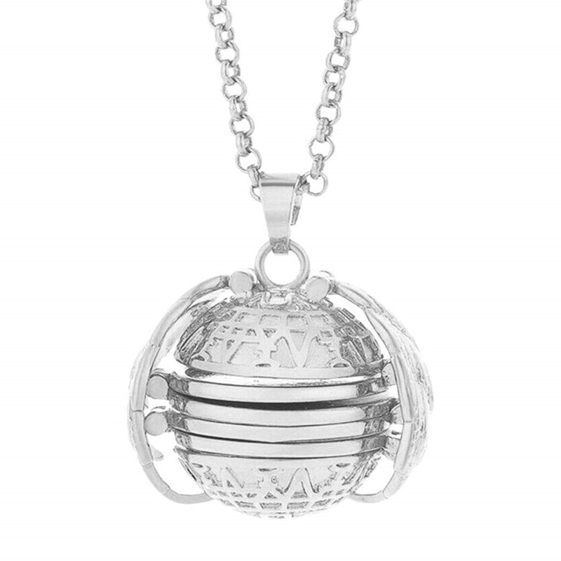 Forever Memory Expanding Photo Locket Necklace