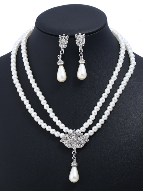Elegant Drop Necklace