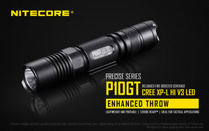 P10GT 900LUMENS (DEDICATED STROBE READY)