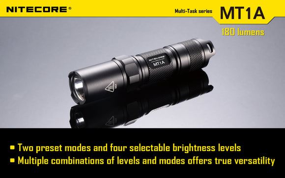 MT1A AA FLASHLIGHT