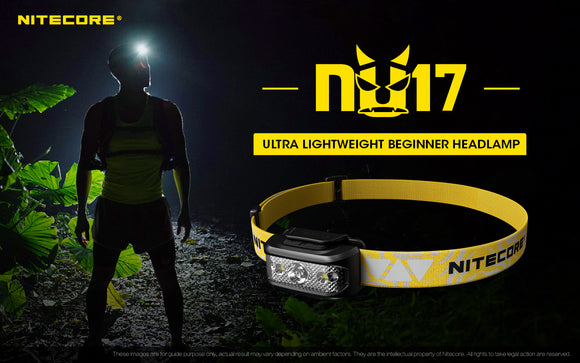NU17 Mini Headlamp *NEW*