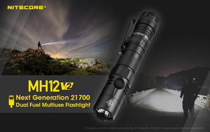 MH12 v2 1200 Lumens *Battery included*