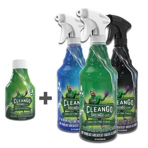 CleanGo GreenGo - Special TV Offer