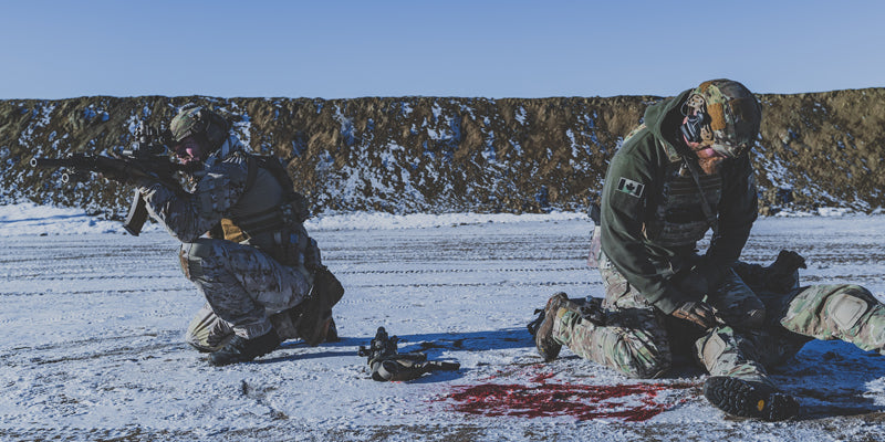 Human Performance in Combat Casualty Care