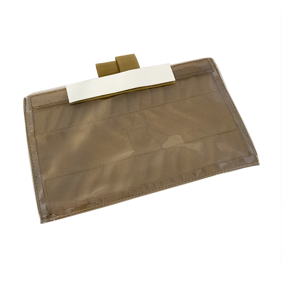 2ndLine™ Window Pocket coyote brown