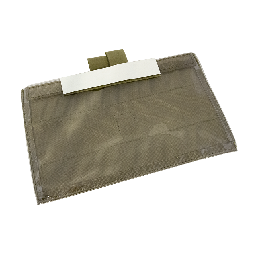 2ndLine™ Window Pocket ranger green