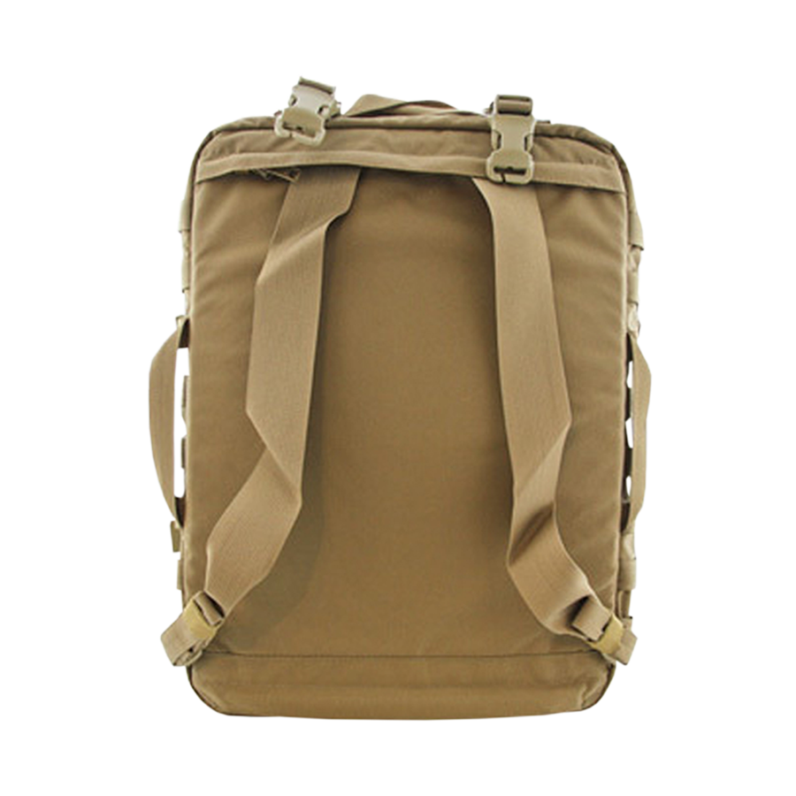 2ndLine™ External Module coyote brown back