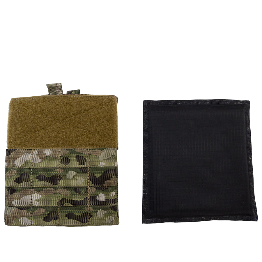 MOLLE Drop Extension Panel Armor Compatible