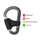 Belay Master 2 Carabiner uses